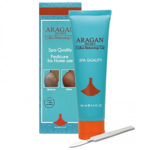 Aragan callus removing Gel