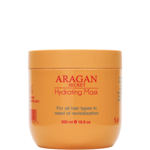 Aragan hydrating mask