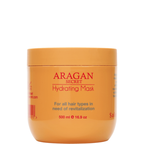 Aragan hydrating mask