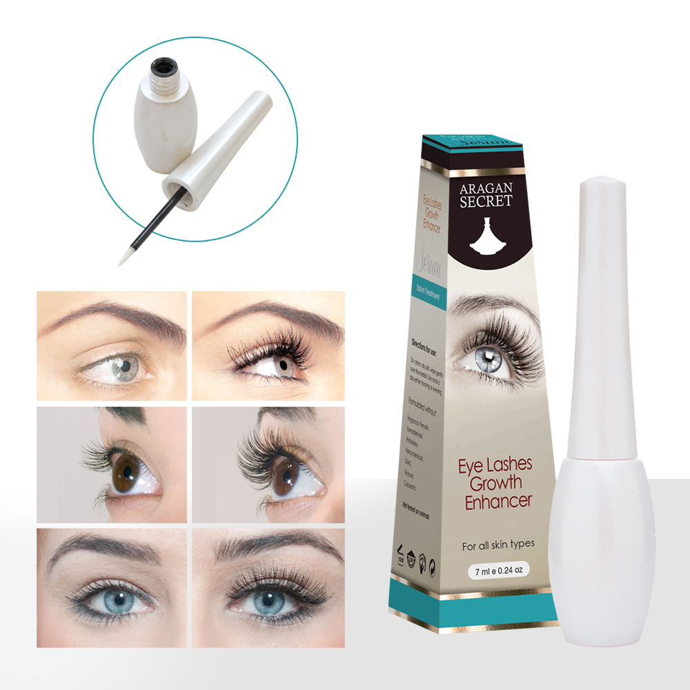 Aragan Secret Eyelash Growth Enhancer Aragan Secret Discover The