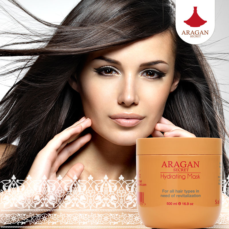What Is Moroccan Aragan Oil | Dark Brown Hairs